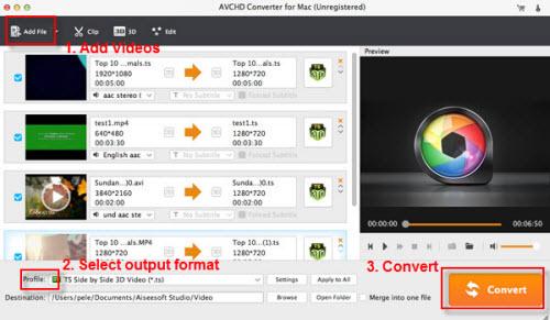 Make Canon XA20 AVCHD Files Compatible with iMovie 8/9/11 Avchd-to-mov