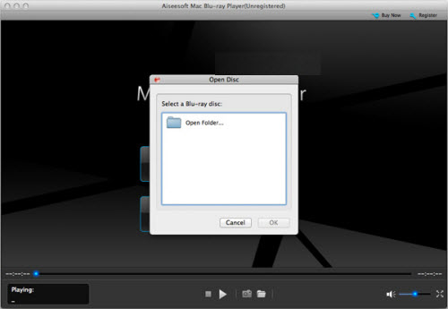 Play Blu ray ISO Movie on Mac Mountain Lion with outstanding a/v quality Select-a-blu-ray-disc