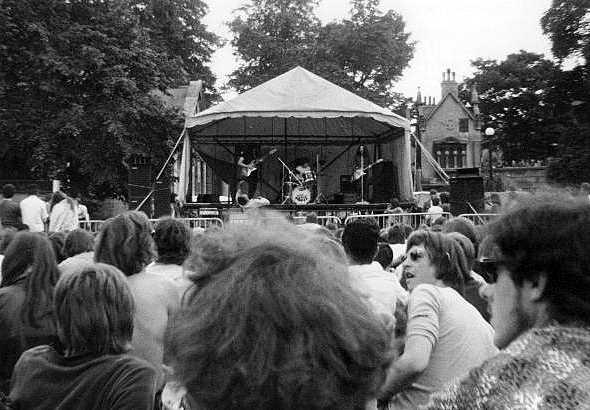 Taste au Bath Festival, 28 juin 1969 Taste-bath69