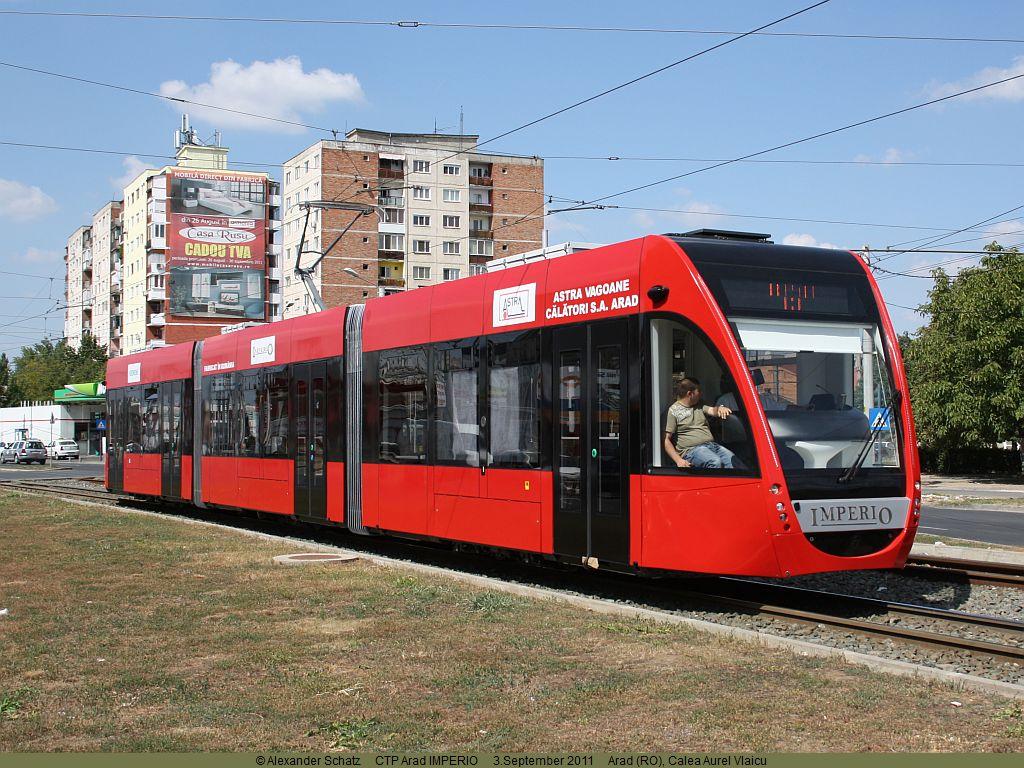 Tramvaie: Știri. Noutăți. Discuții - Pagina 2 Arad-Imperio_2011-09-03_CaleaAurelVlaicu_copyright