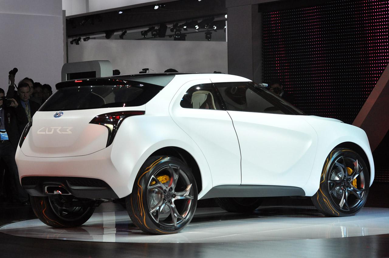 2014 - [Hyundai] iX-25 Hyundai-Curb-Concept-2