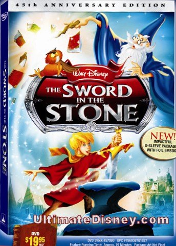 [DVD] Merlin l'enchanteur - Edition Exclusive Sits45-lg