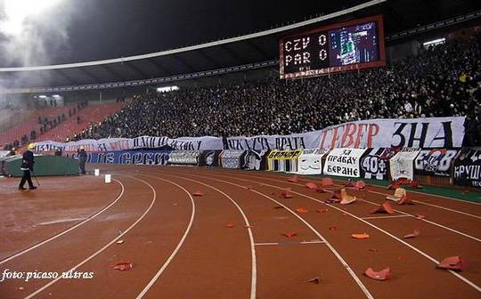 Partizan         Grobari2