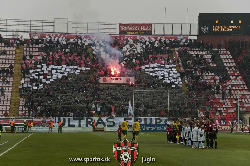 FC Spartak Trnava Spartak_19112011_2