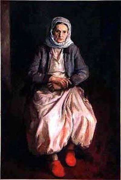 Ismet Mujezinović Ismet-Mujezinovic---Majka