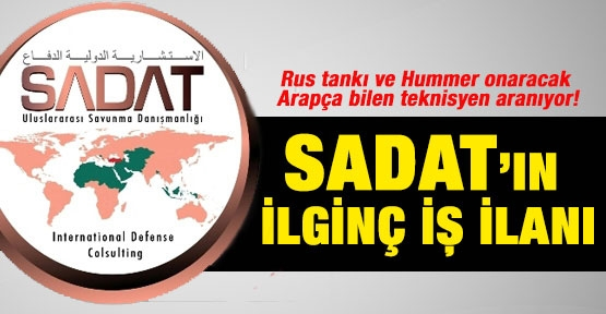 """شركة """"سادات"""" الأمنية: """"الحرس الثوري الإسلامي لأردوغان"""" Sadatin_ilginc_is_ilani_h31842"""