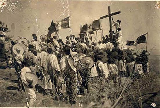 Il governo giallorosa di Giuseppi, Gigino e compagnia cantante - Pagina 5 Cristeros_Messa_AlCampo