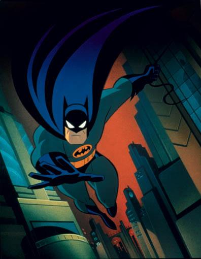 [ LIBRE ] « La vengeance est un jeu de dupe. »  BatmanAnimatedSeries5