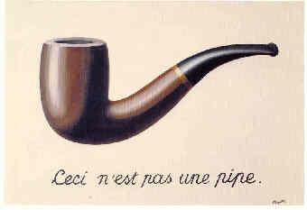 """Hygiénisme. La vaste fumisterie du """"tabagisme passif""""  Magritte_ceci_est_pas_une_pipe"""