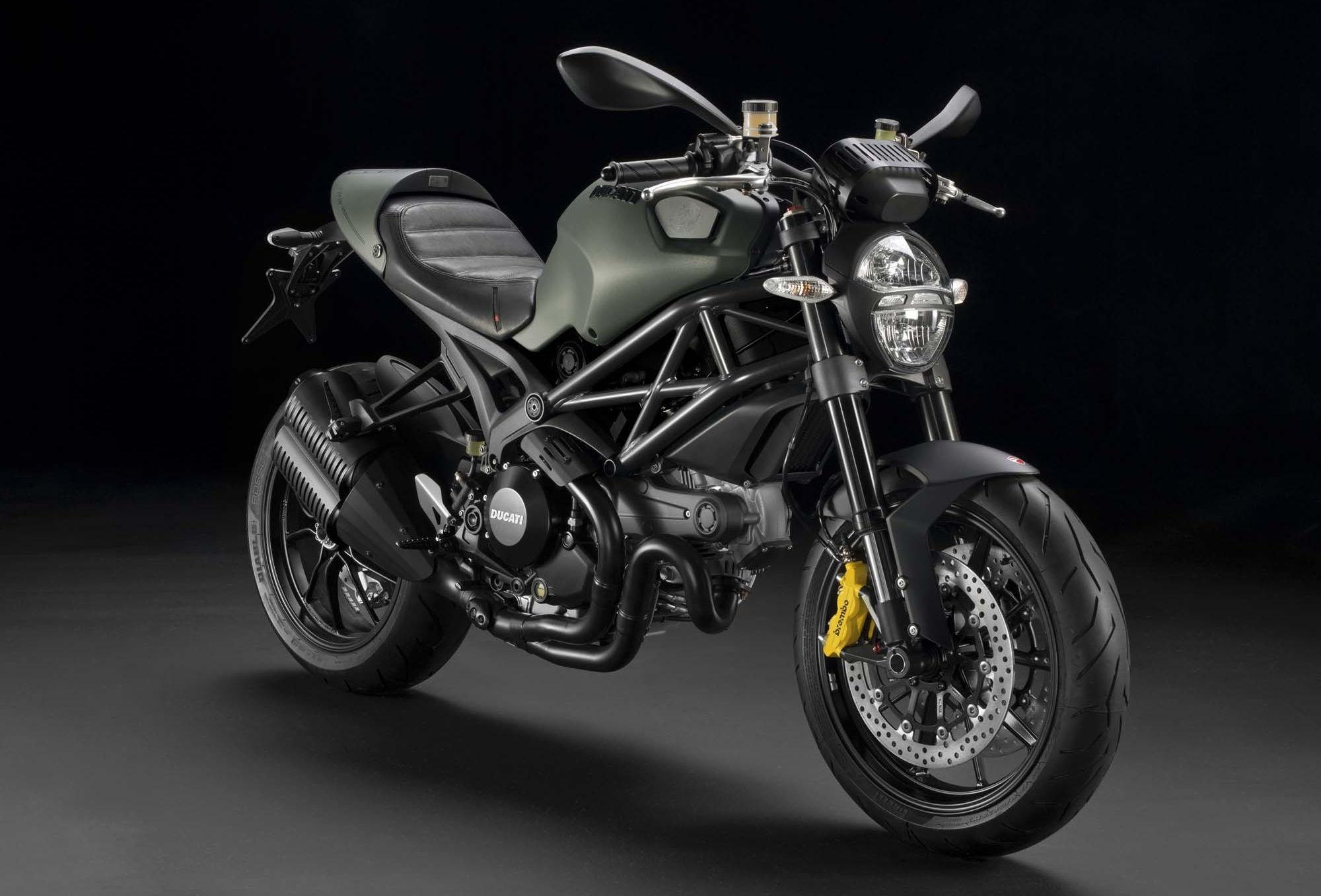 Ducati Monster DIESEL EDITION sangar abisss Ducati-Monster-Diesel-1