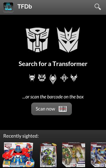 Quoi de neuf en Transformers sur... Consoles, Jeux vidéo, Jeux mobile, etc | Partage de Jeu Web Gratuit + Applications cool (TF ou pas) Screenshot_mainscreen