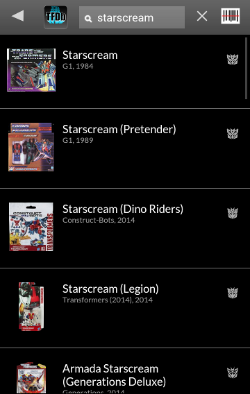Quoi de neuf en Transformers sur... Consoles, Jeux vidéo, Jeux mobile, etc | Partage de Jeu Web Gratuit + Applications cool (TF ou pas) Screenshot_search1