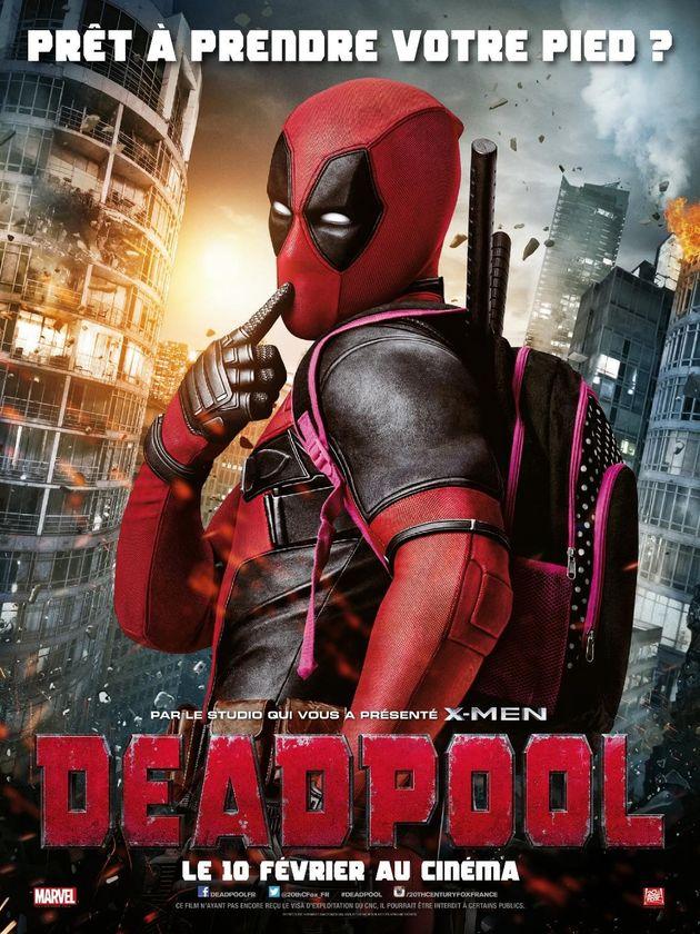 Séries Marvel - Page 6 Deadpool_affiche