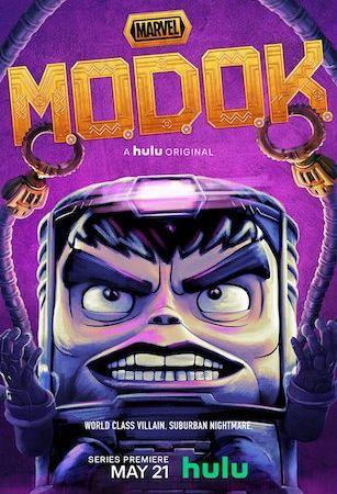 2021 - M.O.D.O.K. série hulu Modok-2
