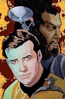 Star Trek Klingon : Blood Will Tell [TOS;2007] Star_trek_comics_klingons_1