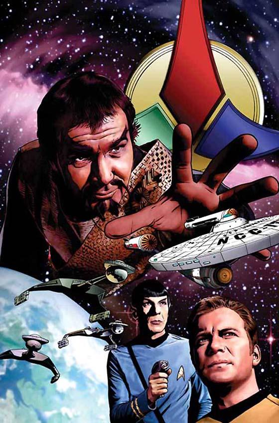 Star Trek Klingon : Blood Will Tell [TOS;2007] Star_trek_comics_klingons_2