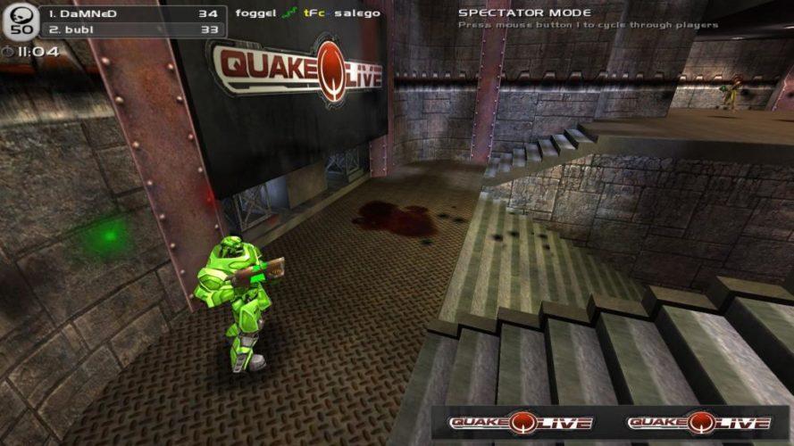 Quake Live Quake-live01