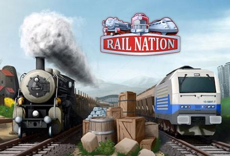 Prehliadačove hry - Android - PC hry a Konzoly Rail_nation