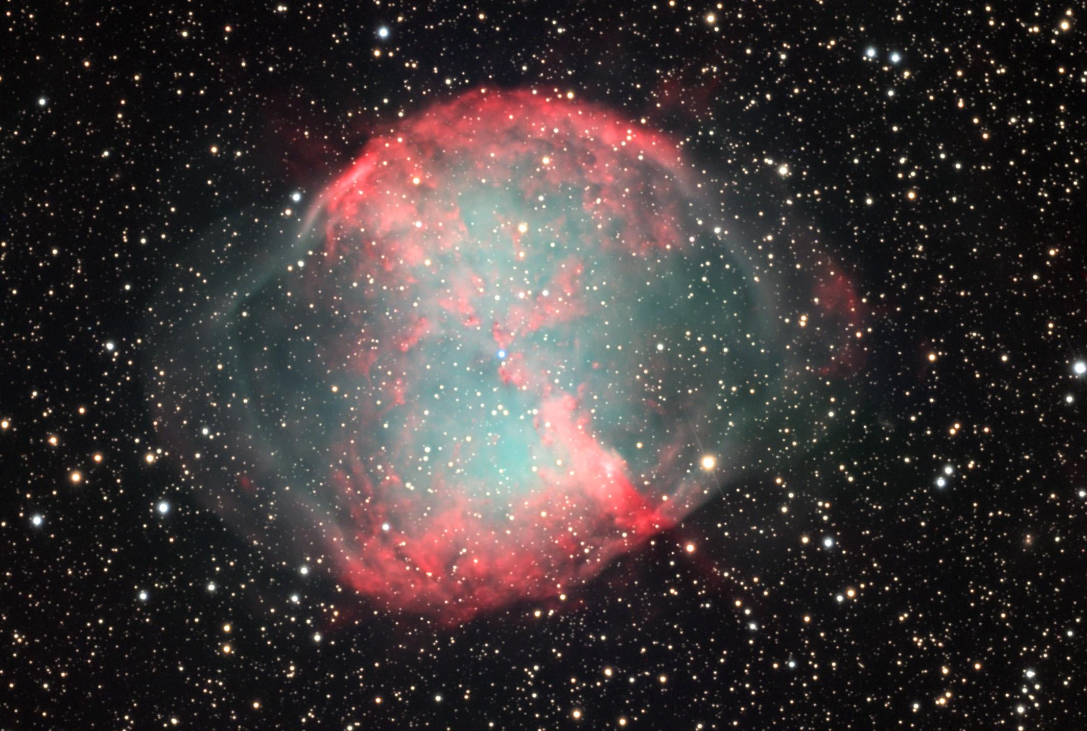 Catalogue Messier (astronomie) M27