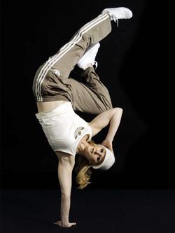 street dance  Andrea-parker