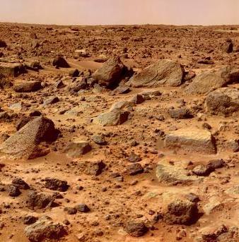 More Strange Alien Structures Found On Mars?  Mars_rocks
