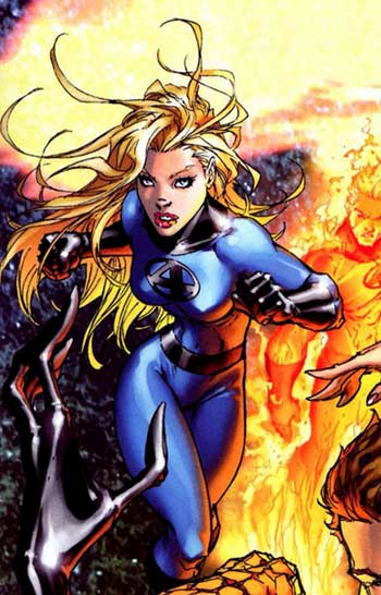 EL UNIVERSO MARVEL Invisible-woman