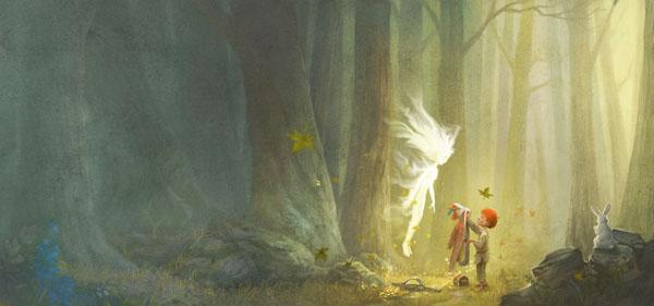 Cuentame un cuento - Página 2 ABASKHIA-bosque