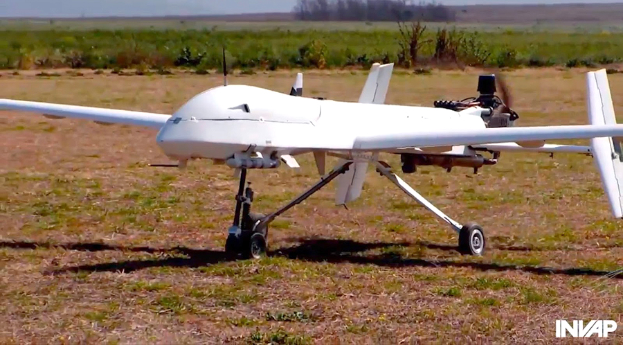 ¿ADIOS AL DESARROLLO DE UAVs EN NUESTRO PAIS? Argentina y Estados Unidos firman un acuerdo sobre drones militares (CLARIN) Ad