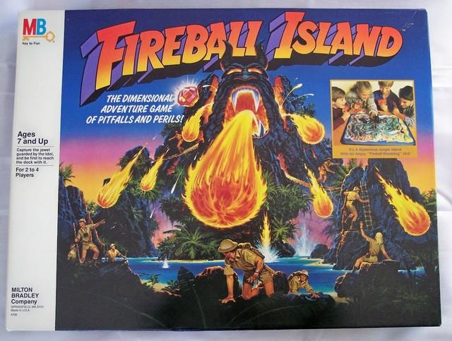 le coin des classiques FireballIsland