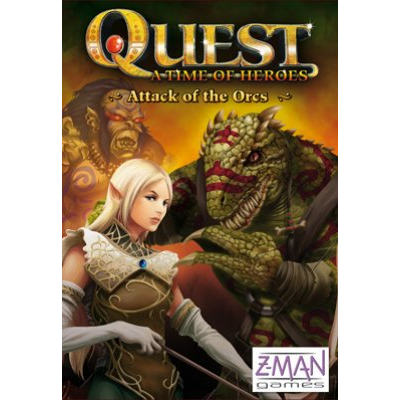 Pen & Paper Role-Playing Games Www.uplay.it-Quest__A_Time_of_Heroes_-_Attack_of_the_Orcs-1-400x400