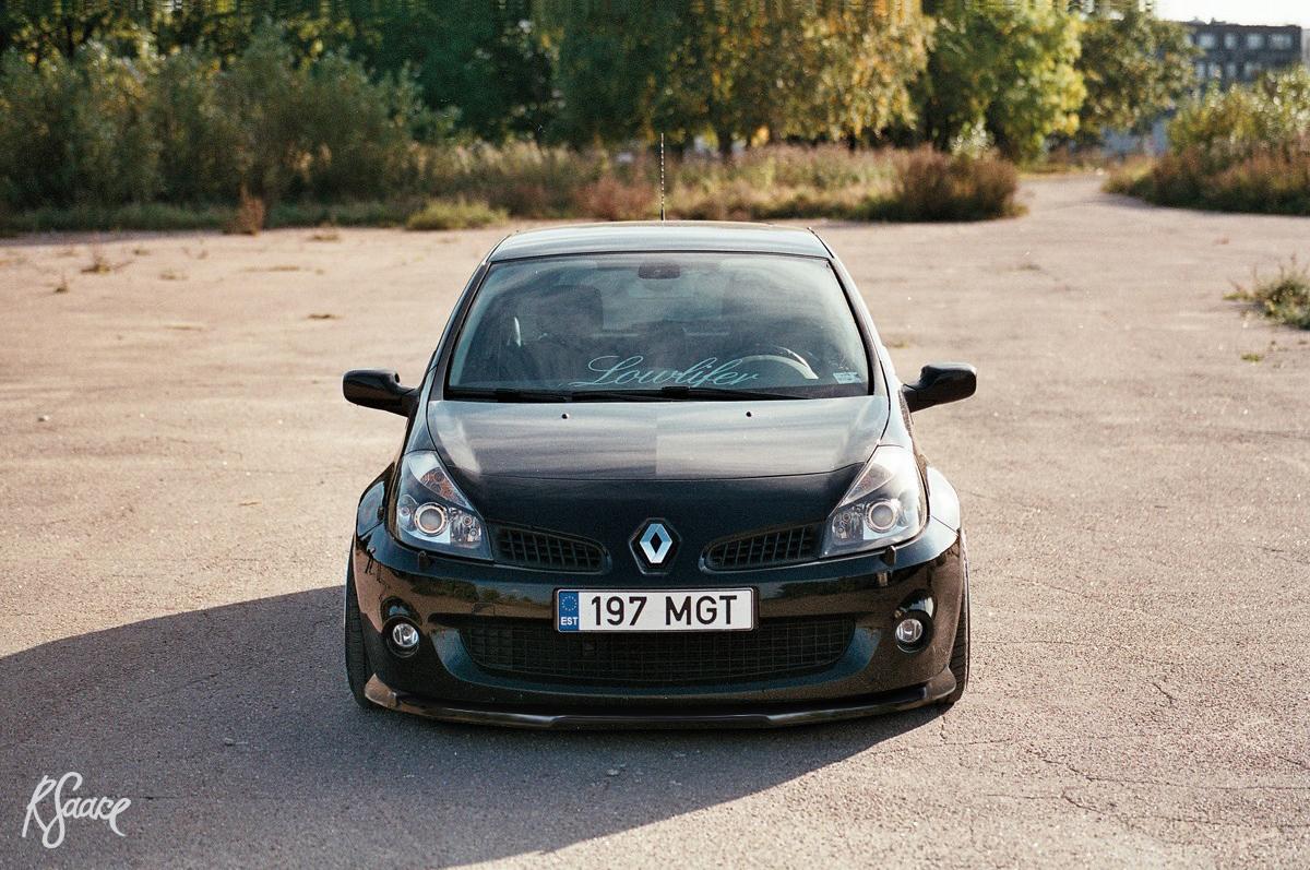 Kapsu: Renault Clio 197 2