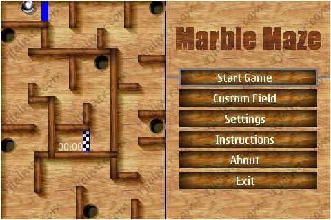 برامج جديدة 2009 للجوال + العاب MarbleMaze