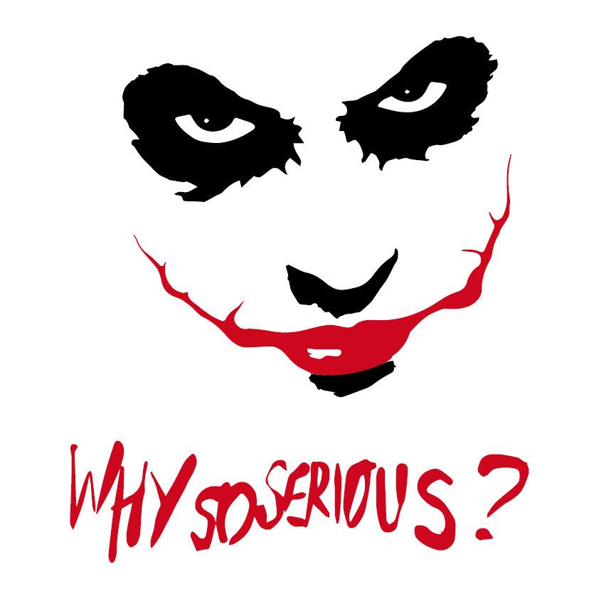 Collection Mast3rsama Camiseta_Joker_Why_So_Serious_T-Shirt_Tee_Batman_Heath_Ledger_Comprar_Barata_Buy_Cheap