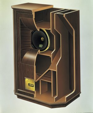 Tannoy Westminster Westminster_cutaway