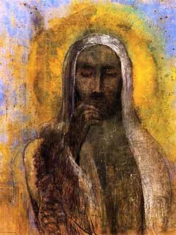 [Image] Vos images Odilon-Christ-en-silence