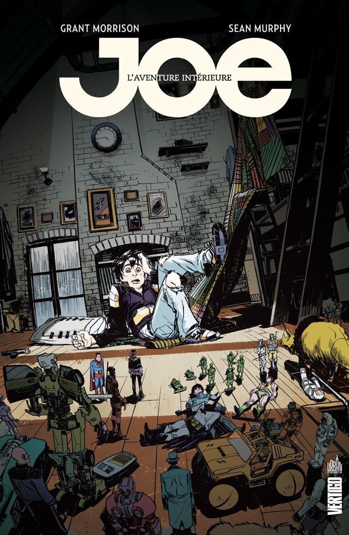 Avis/critiques Comics - Page 4 Joe-laventure-interieure