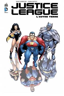 Avis/critiques Comics - Page 4 Justice-league-lautre-terre-270x400