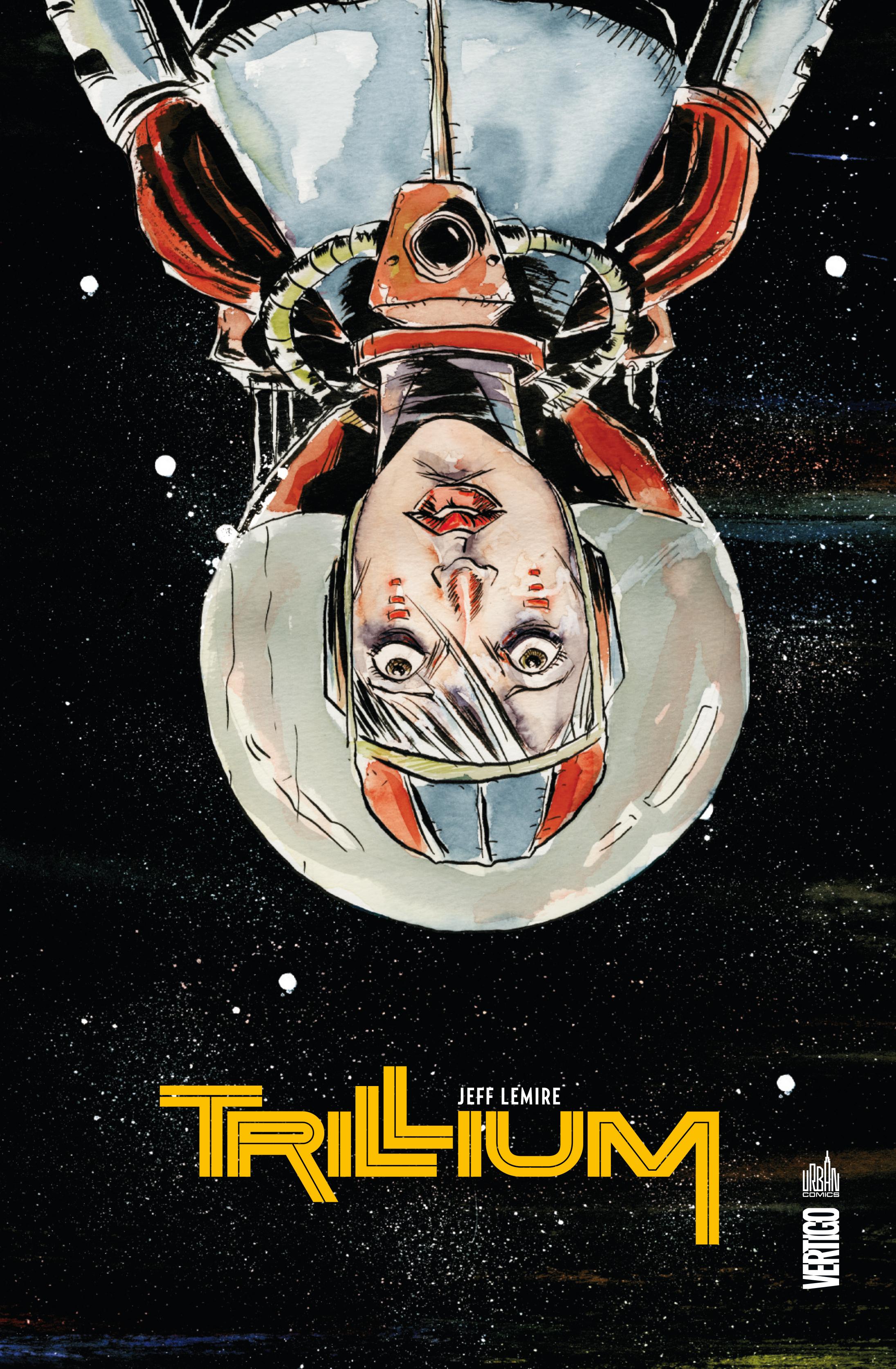 Avis/critiques Comics - Page 3 Trillium
