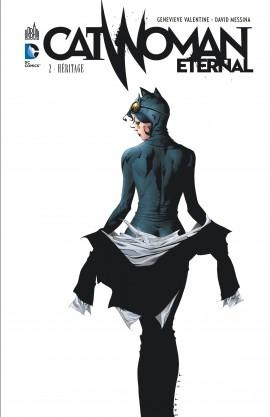 l'Avatar Globe trotter: ARME LÉGENDAIRE (jusqu'au 15/10) - Page 36 Catwoman-eternal-tome-2-39645-270x417