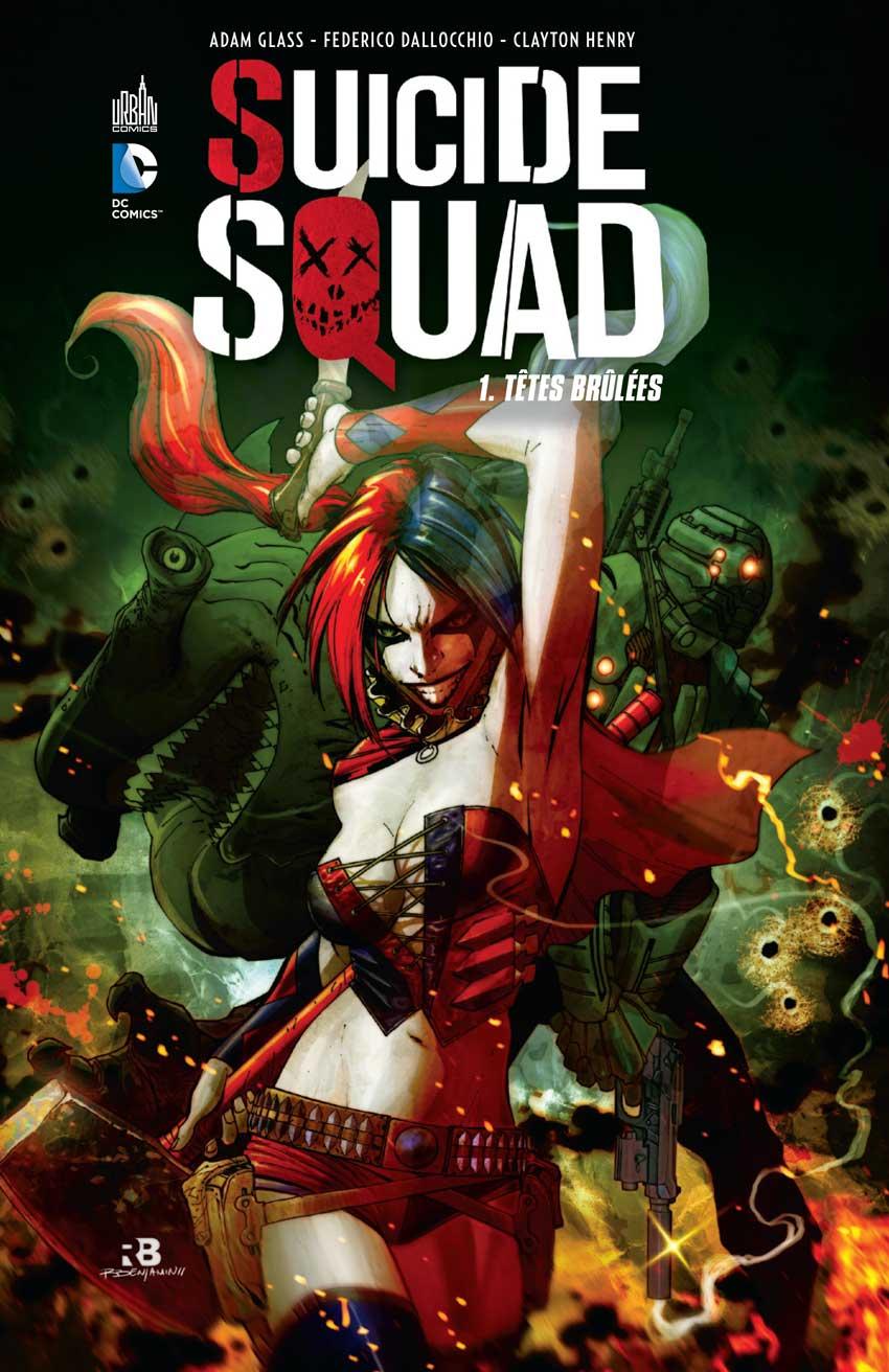 Amateurs de comics ? - Page 2 Suicide-squad-tome-1-39699