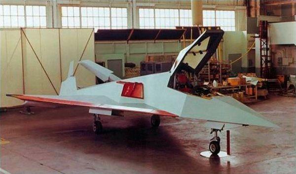 عملاق صناعة السلاح الأمريكية Lockheed Martin  Have-Blue
