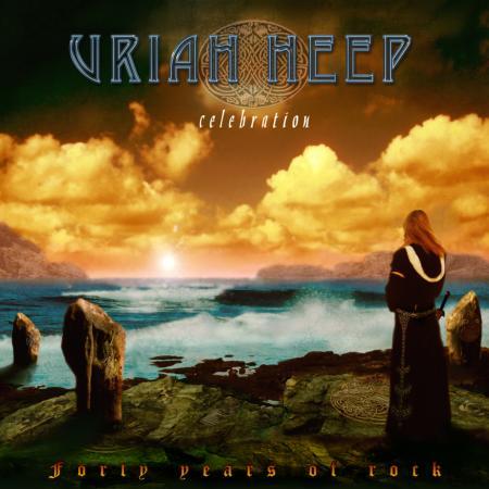 Justicia con Uriah Heep!! - Página 4 CelebrationCover
