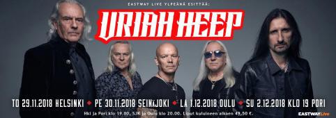 Uriah Heep Raismesfest Live205