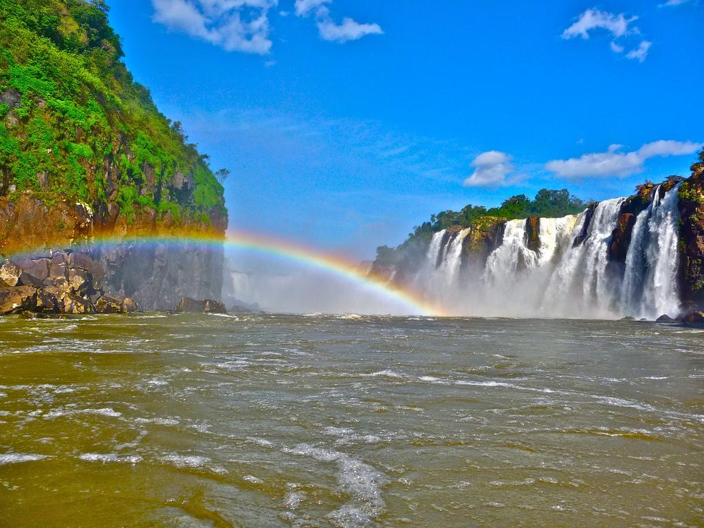 Naten e mirë  Regenbogen-Iguazu