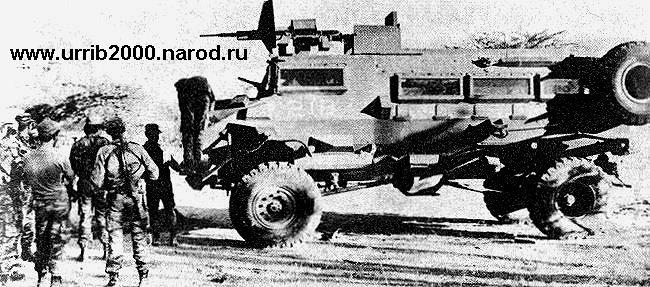 لماذا انتشرت العربات المقاومة للألغام MRAP في الشرق الأوسط؟  Casspir