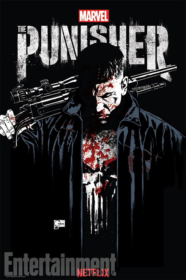 [Lo que se viene] Punisher 20170714-punisher