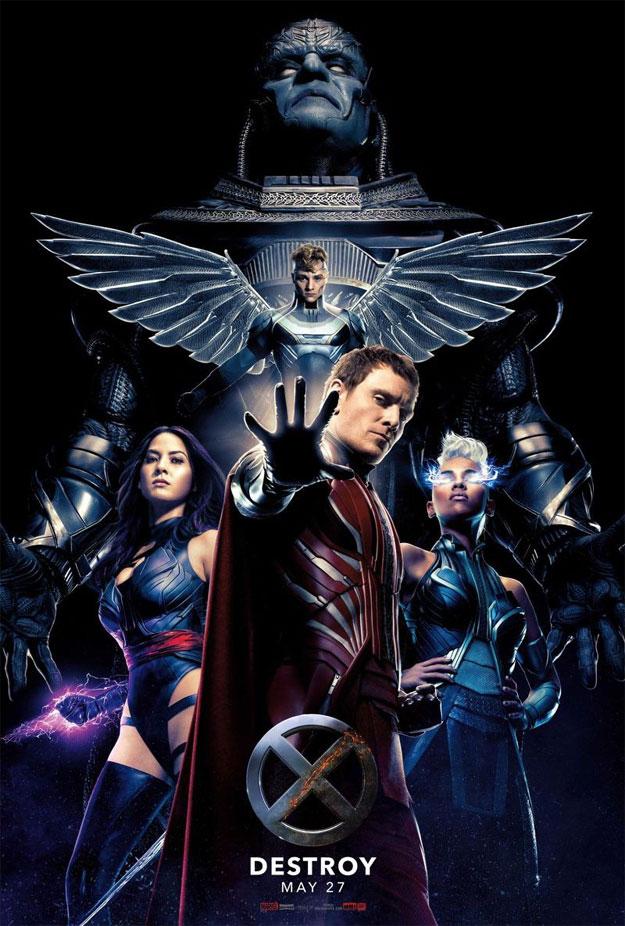 [DVD/BluRay] X-Men Apocalipsis - Página 2 20160309-xmen