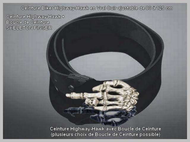 Accessoires de Bikers 01-3405ceinture