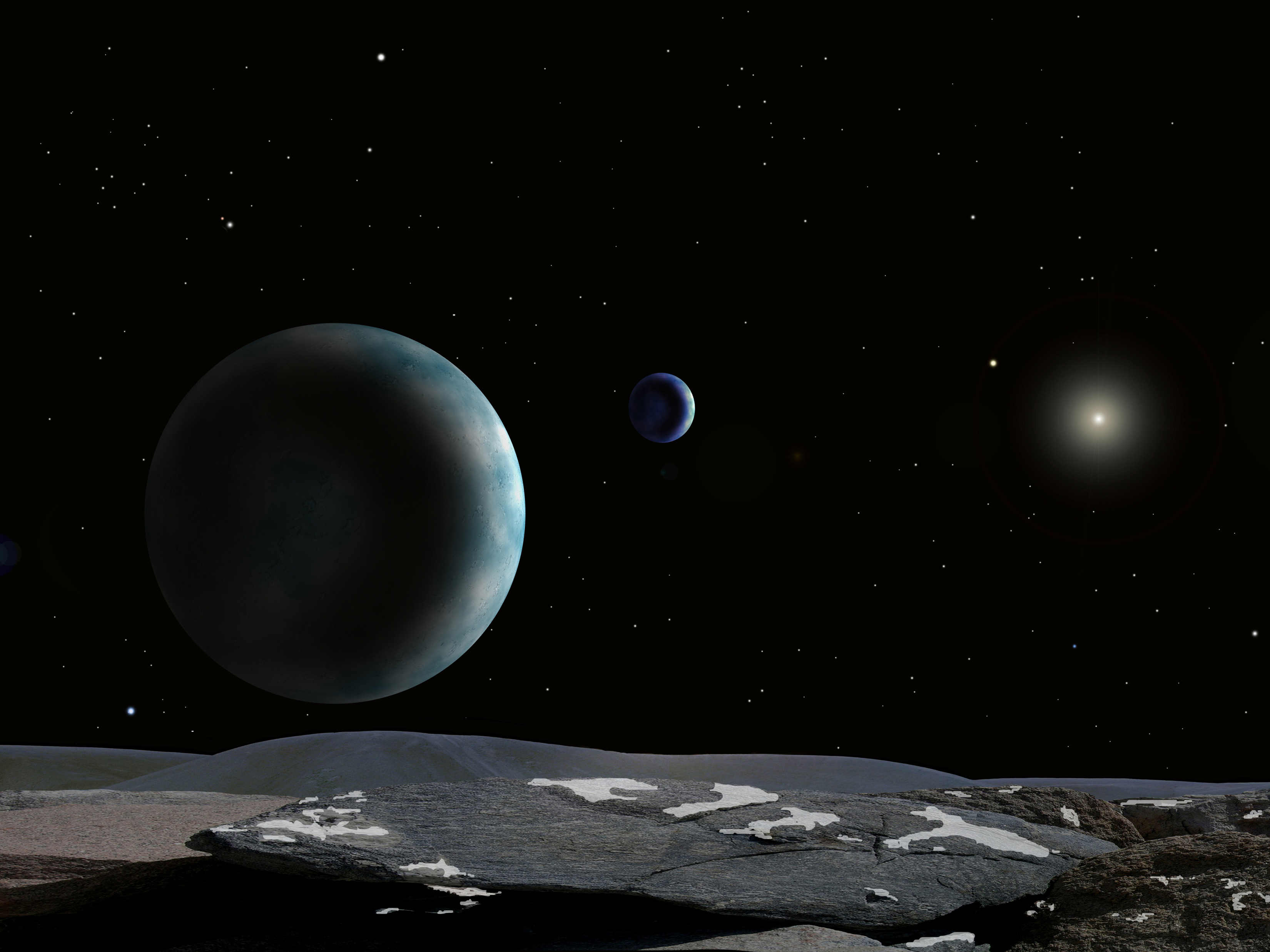 Pluto News NASA info Pluto