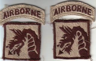 18th (XVIII) Airborne Corps Post-889-1189283579
